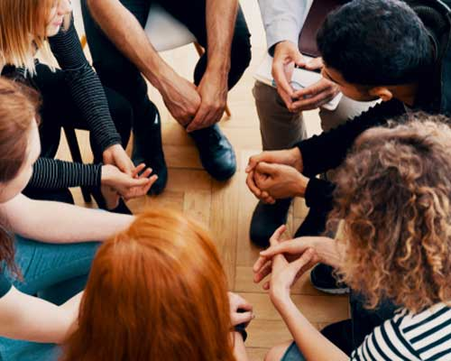 alcohol rehab therapy group in riviera beach