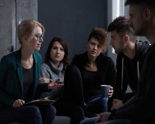 alcohol rehab therapy group in south florida